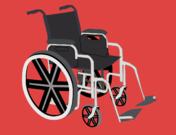 der Rollstuhl - wózek inwalidzki