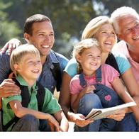 Eine Familie - Rodzina