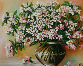 963/Kwiaty jabłoni  50-70cm  600,-