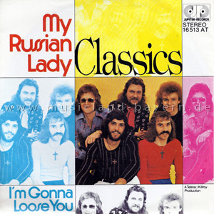 Russian Lady The Classics My 64