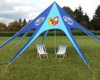Nasz nowy namiot