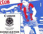 Aldershot vs. Doncaster Rovers 24.03.1984