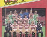 Doncaster Rovers vs. Peterborough 17.03.1984