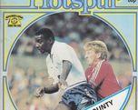 Tottenham Hotspur vs. Derby County 01.03.1988