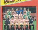 Doncaster Rovers vs. Chesterfield 03.03.1984; signed by Andy Kowalski