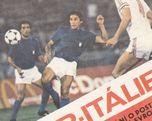 Czechoslovakia vs. Italy 16.11.1983