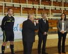 XVII Halowy Turniej Piłki Nożnej i rozstrzygnięcie Konkursu Plastycznego
