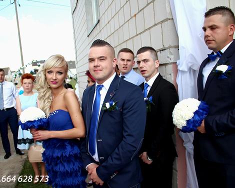 Wideofilmowanie i Fotograf na ślub i wesele