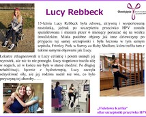 10. Lucy Rebbeck