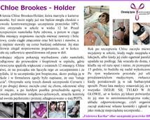 13. Chloe Brookes - Holder