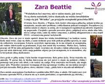 14. Zara Beattie