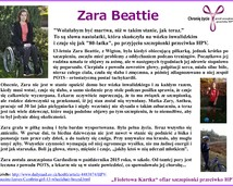 14. Zara Beattie