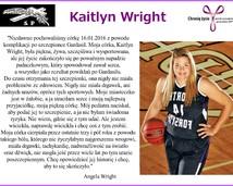 3. Kaitlyn Wright - smierc po szczepionce przeciwko HPV