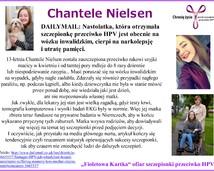 5. Chantele Nielsen