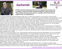 6. Zachariah