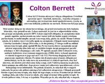 7. Colton Berrett