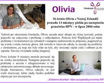 8. 16-letnia Olivia