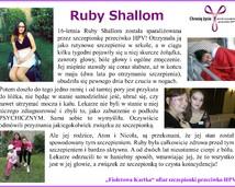 9. Ruby Shallom