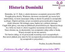 Dominika, 13 lat