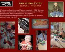 1. Zane Jerome Carter (31.03.2013  –  04.07.2014)