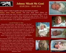 14. Johnny Micah Mc Goni  (05.04.2014 – 20.05.2014)