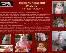 16. Haylee Marie Schmidt  (Mallonee)  (15.07.2011 – 10.05.2012)