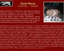 18. Skyler Rayne  (17.05.2012 – …09.2012)