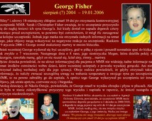 25. George Fisher (08.2004 - 19.01.2006)
