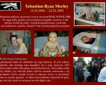 3. Sebastian Ryan Morley (11.05.2002 – 22.01.2003)