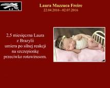 32. Laura Mazzuca Freire (22.04.2016 - 02.07.2016)