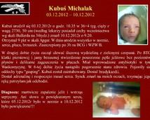 35. Kubuś Michalak (03.12.2012 – 10.12.2012)
