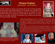 4. Thomas Stephen (28.09.2012 – 01.12.2012)