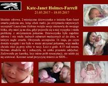 40. Kate-Janet Holmes – Farrell (21.03.2017 – 18.05.2017)