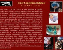 41. Emir Cengizhan Delibasi (07.12.2016 – 13.02.2017)