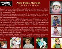 50. Alina Poppy Murtagh (12.05.2016 – 26.03.2018)