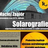 Solargraphy talk, Jicin, Czech Republic, 2018