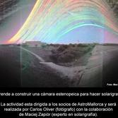 Astromallorca, online workshop, 2021
