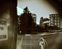Taxi station. Palma de Mallorca. Spain. 3 months.