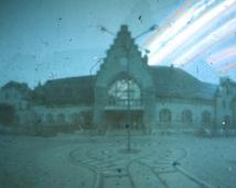 Świdnica. Dworzec kolejowy.