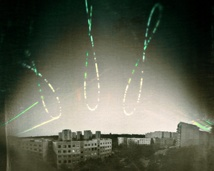 No.1. The analemma in south direction (2013-2014). (c) Maciej Zapiór and Łukasz Fajfrowski.