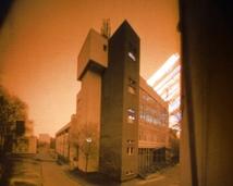 Międzynarodowe Laboratorium Silnych Pól Magnetycznych i Niskich Temperatur PAN. Nowy budynek.