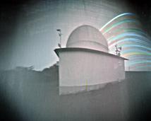 Zebrak Observatory. Exposition time: 6 months.