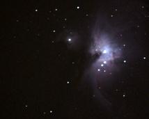 Great Orion Nebula.