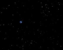 The Ring Nebula.