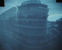 Autor: Tomáš Olšán se skenováním a úpravou skenu pomohl Ondřej Vaniš, 3 months (Jan-Mar 2019)  Místo instalace: firma Broadcom, 2. patro, budova 12, V parku 2316/12, Praha - Chodov Směr: jihozápadní Expoziční doba: 10.1. - 22.3.2019