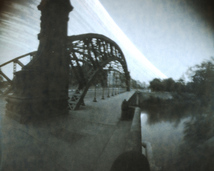 Wrocław. Most Zwierzyniecki. Walec, foma, 3 miesiące.