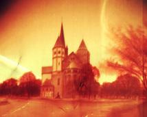 Kościół pw. św. Karola Boromeusza. Walec, foma, 3 miesiące.