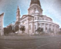 The Catedral of St Stephen, Budapest, 3 months, THX: Csaba Kovacs