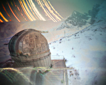 Skalnate Pleso Observatory. 5 months.