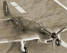 Fulmar Mk I 1:72 fot.3